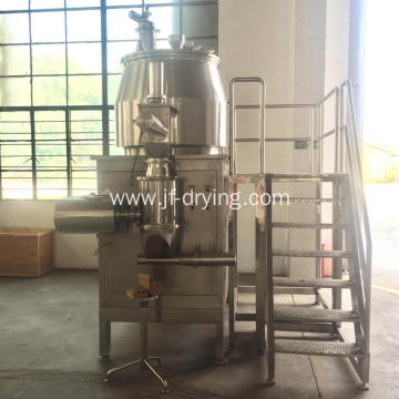 GHL series High Speed Mixer Granulating Machine